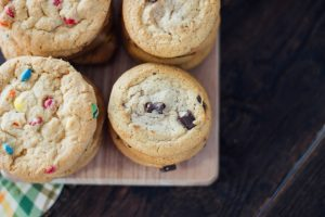 Bake someone (or lots of someone's) cookies