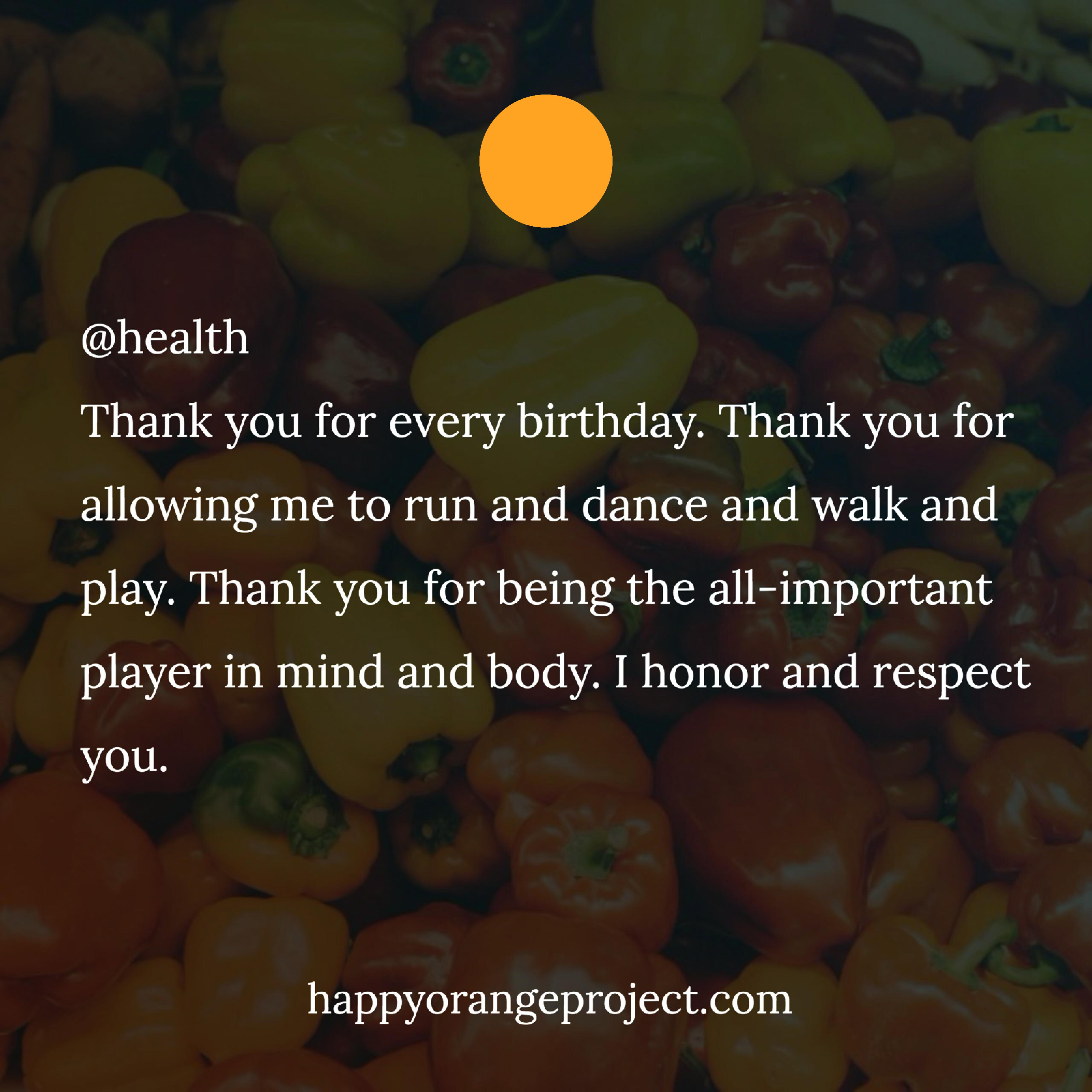 @health