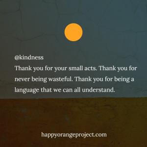 @kindness