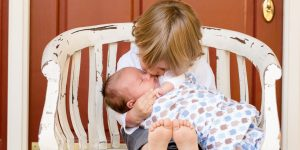Offer to babysit so new parents can get a 'date night'