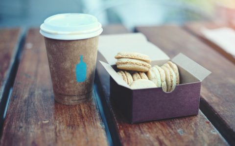 Bring Your Partner a Coffee and a Treat in the Morning