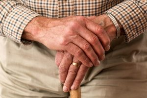 Offer to do the shopping for an elderly friend or neighbor