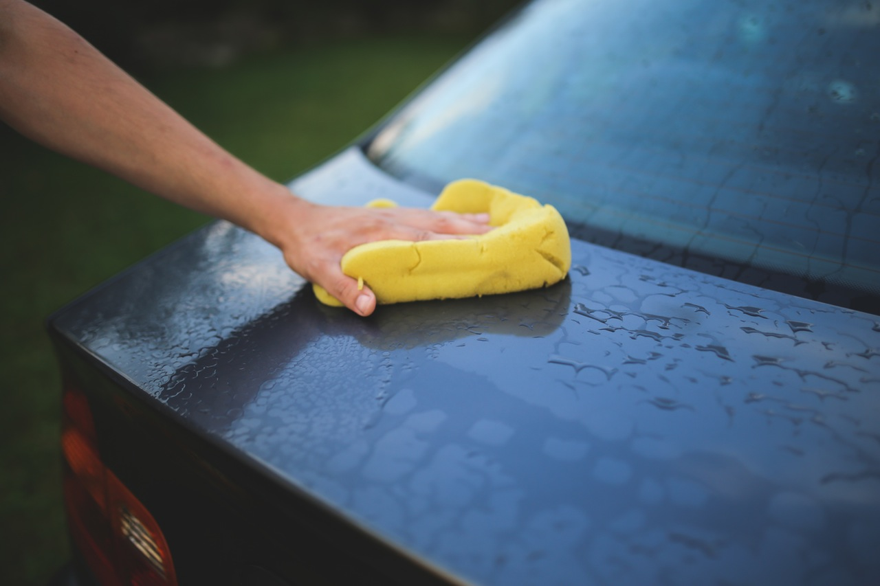 Wash Someone's Car for Them