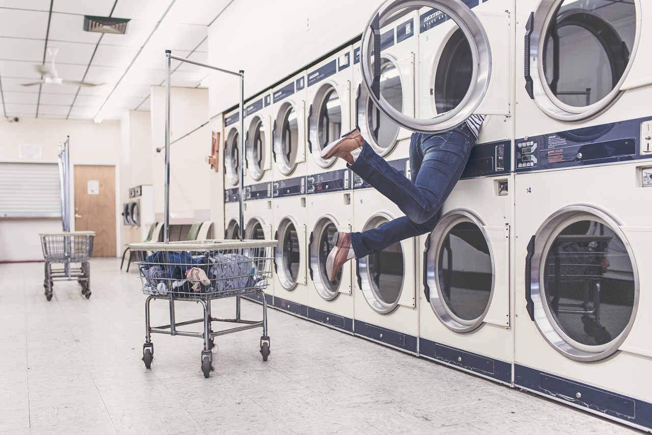 Fold the Laundry for Your Partner