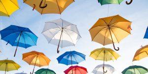 Share your umbrella