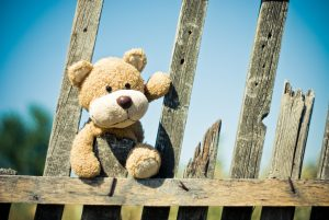 Donate stuffed animals to benefit children during emergency situations