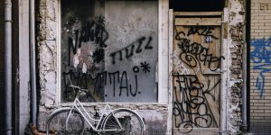 Paint over graffiti in your neighborhood