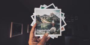 Un-complicate yourself, meditate