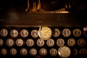 Email your favorite writer or reporter and let them know how they inspired you