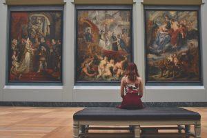 Learn how to appreciate art