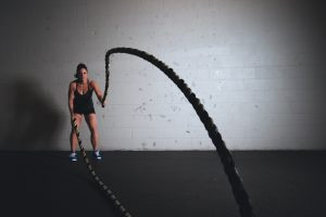 Clean your gym equipment