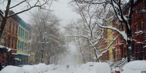 Help your neighbors shovel snow
