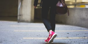 WALK (instead of drive)